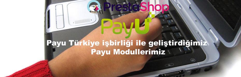 Prestashop Payu Modül